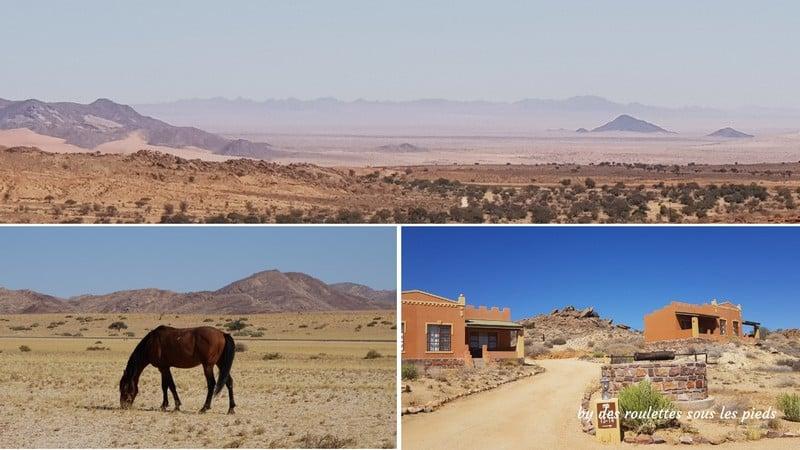 road trip Namibie région d'Aus