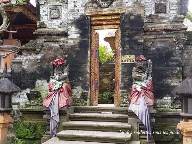 visiter bali ubud et le nord ubud palace