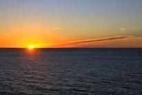 Bahamas Coco Cay Sunset