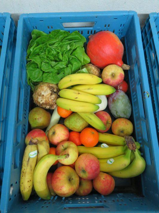 Groenten- en fruitpakket