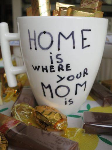 Tas gekregen voor moederdag