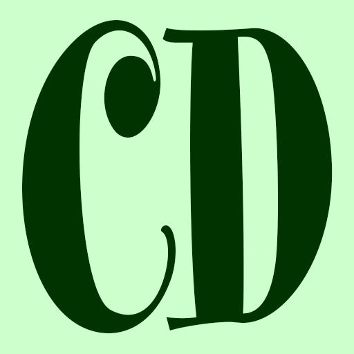 """Logo réalisé par Richard Martens pour son blog """"dessin-cerveau-droit.fr"""""""