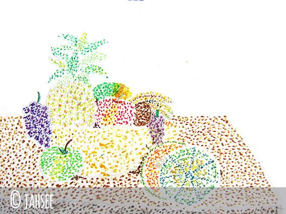 jahsee pastels à l'huile