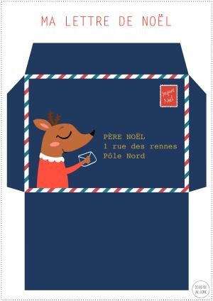 Dessinemoiunelicorne-Lettre-Pere-Noel-1