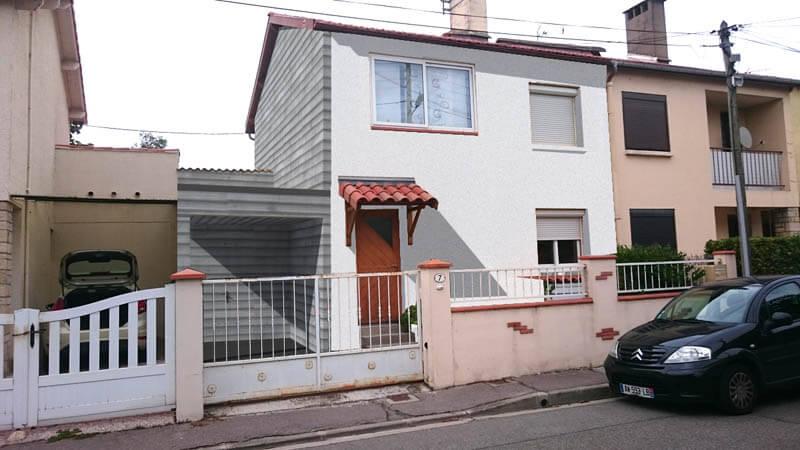 Agrandissement d'un Garage - Toulouse (31)