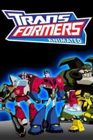 Transformers Animated Saison 3 VF