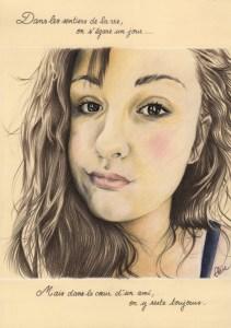 portrait-individuel-dessin-d-après-photo-jeune-fille