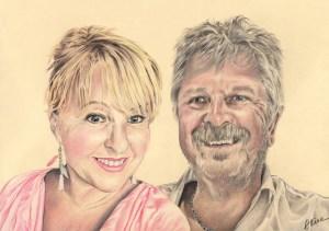 portrait-dessin-d-après-photo-couple-4