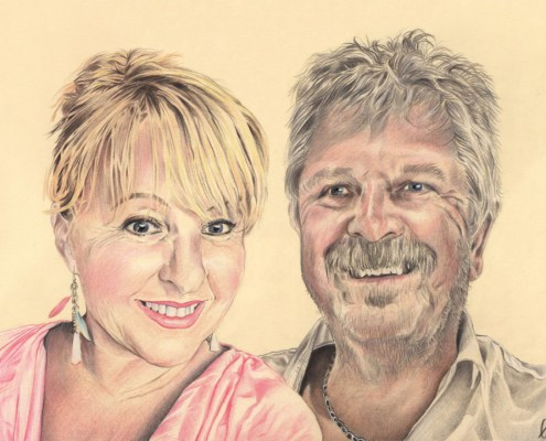 portrait-dessin-d-après-photo-couple-4