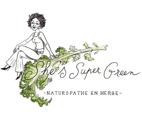 Logo pour un blog - version 1