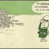 Anécdotas y curiosidades de la gran guerra.