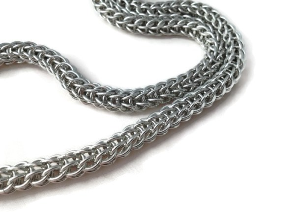 Full Persian Chainmaille Necklace by Destai