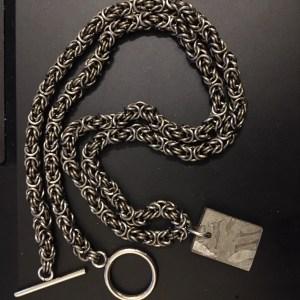 Titanium Chainmaille by Destai