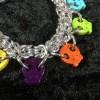 Byzantine Skull Bracelet by Destai
