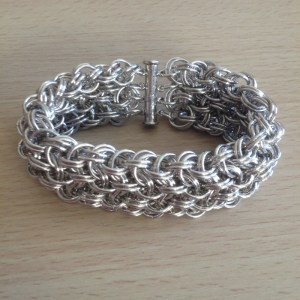 KVB Chainmaille Bracelet by Destai