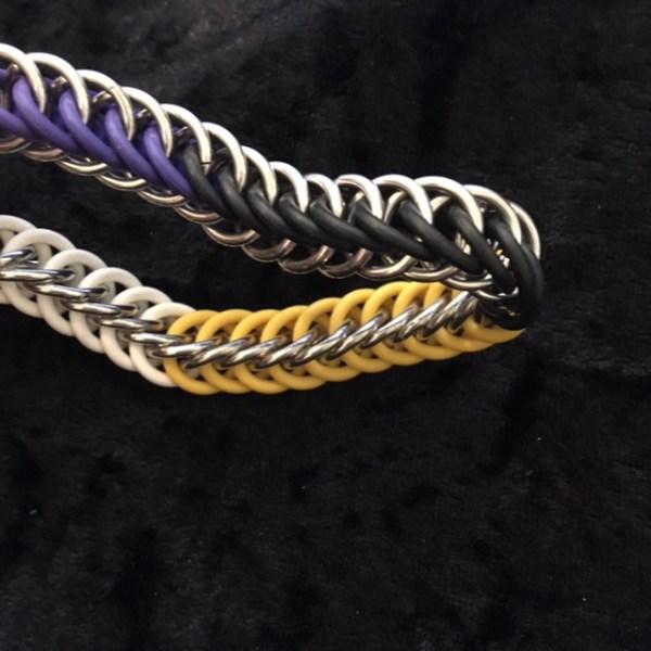 Nonbinary Pride Bracelet by Destai
