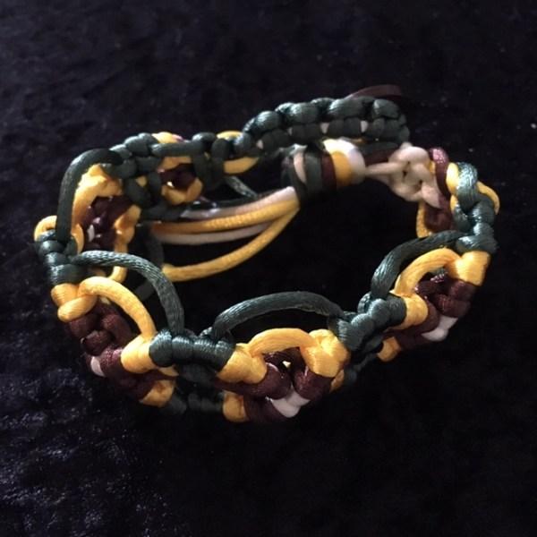 Macramé Bracelet by Destai