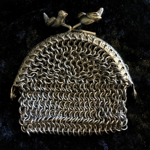 Chainmaille Coin Purse by Destai