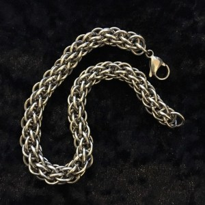 JPL5 Chainmaille Bracelet by Destai
