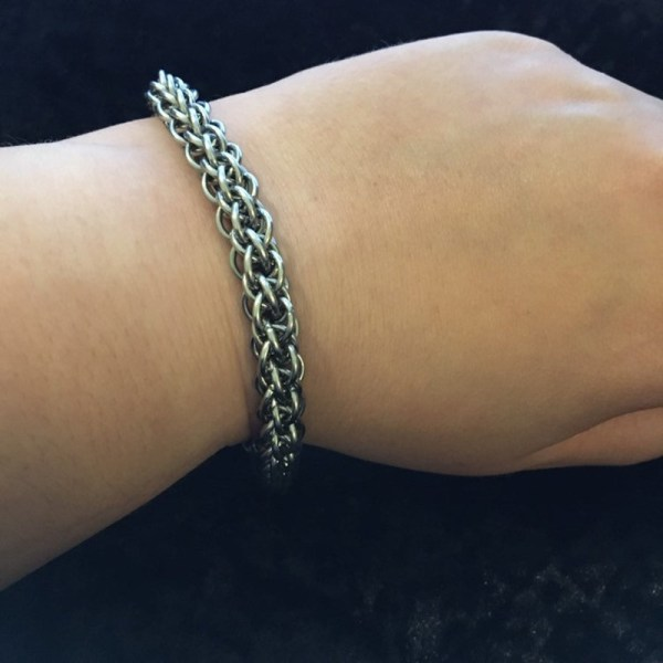 JPL5 Chainmaille Bracelet by Destai