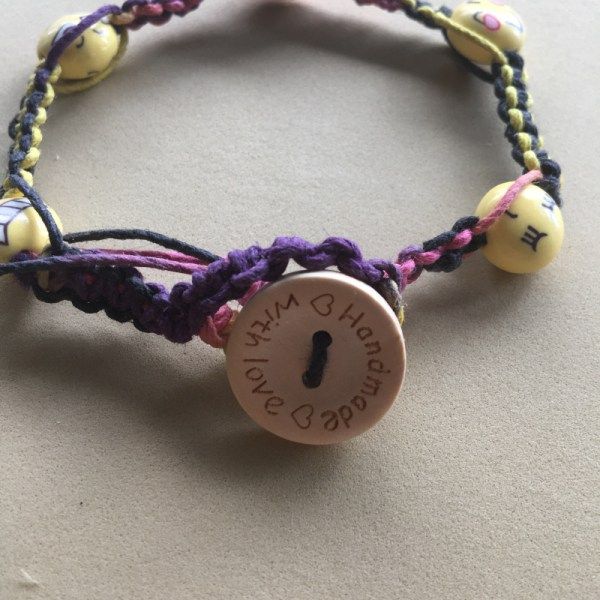 Emoji Bracelet by Destai