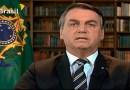 Bolsonaro destaca compromisso com democracia e Constituição