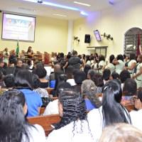 """""""Mulheres Lutando por sua Herança"""" é o tema do 30° Aniversário da UFADEMIL da Assembleia de Deus em Paracambi –RJ."""