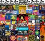 L'industria dei cartoni animati in mano agli illuminati e alla massoneria servi di Lucifero
