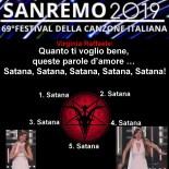 Alcune considerazioni sull'invocazione di Satana fatta da Virginia Raffaele