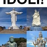 """""""Non erigerai alcuna statua: cosa, che l'Eterno, il tuo Dio, odia"""""""