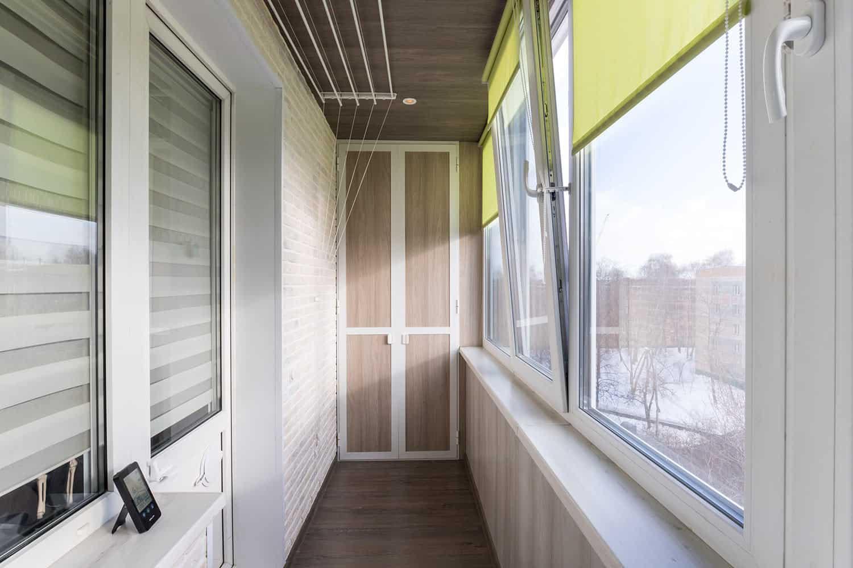 PVC balkonas 2