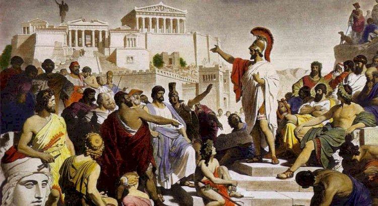 Democratia ateniana