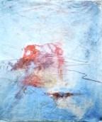 Kakadu landscape titled Eyeland Return, 2/10, 2013, 50x42 cm print, 58x47 cm paper, digital print