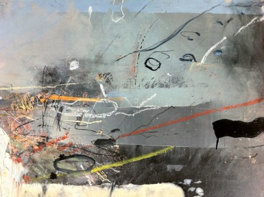 Underpainting detail