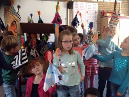 Kinderkunstweek 08