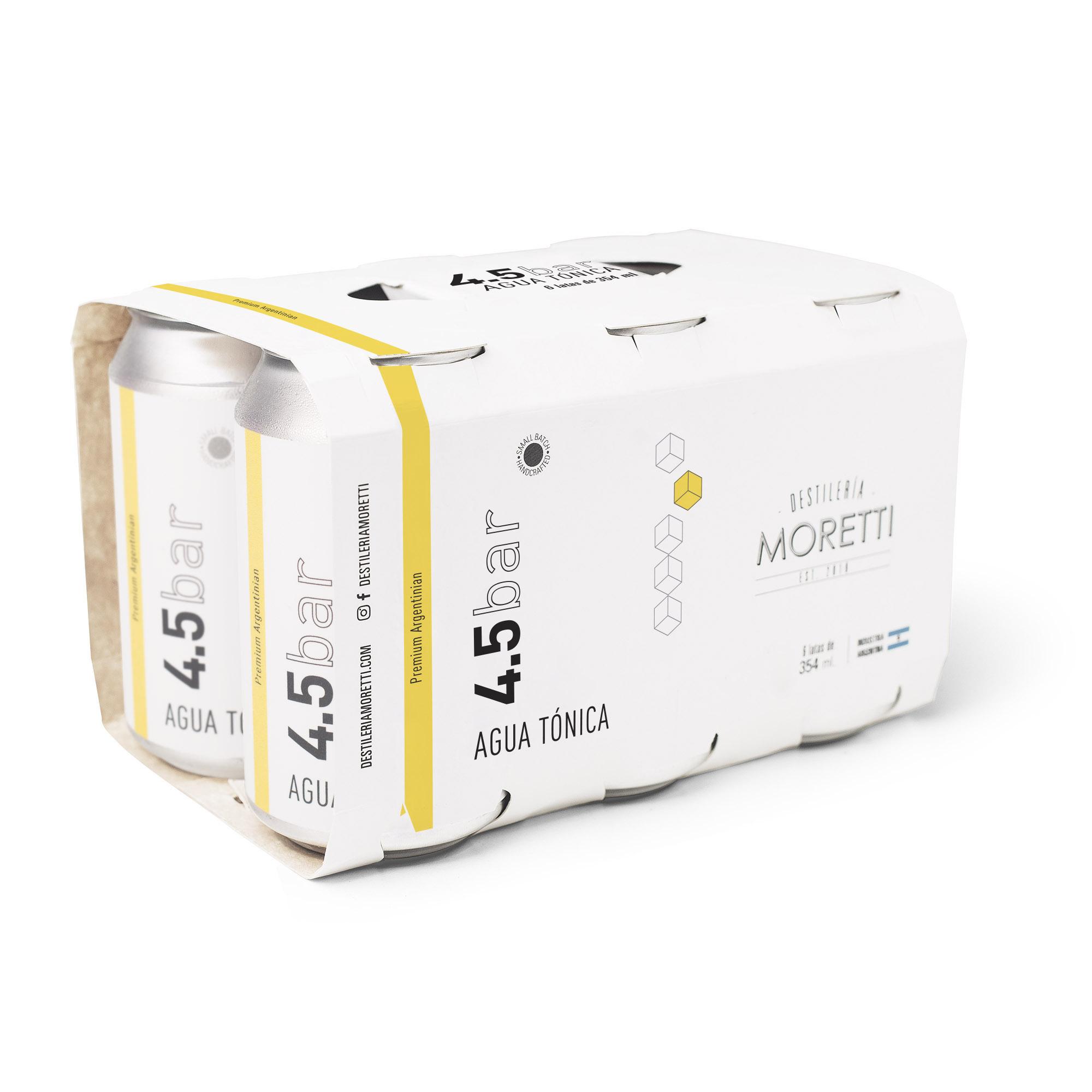 Agua Tónica 4.5 BAR Moretti
