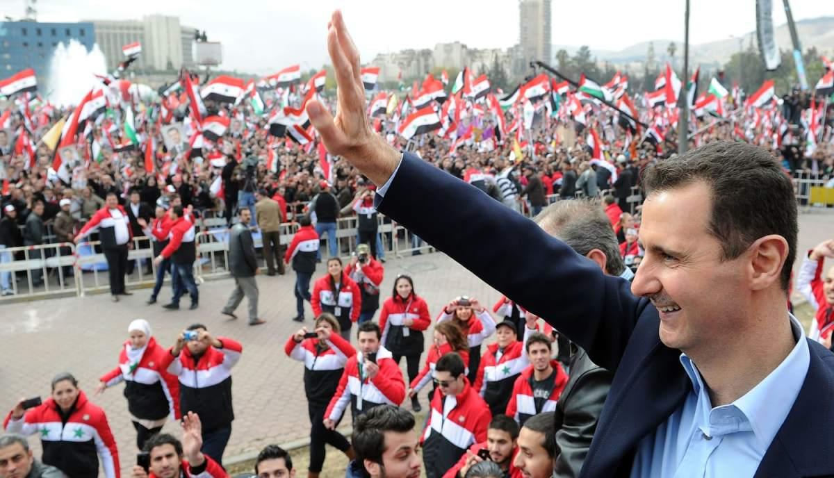 De waarheid die de media verborgen houden over Assad's Syrië
