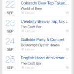Destin Beer Festival Events
