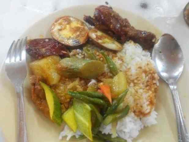 Wisata Kuliner Pontianak - Nasi Kari
