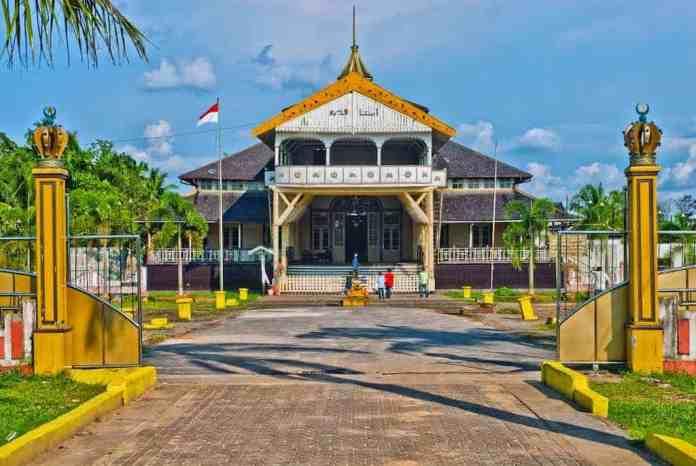 Istana Kesultanan Kadriah