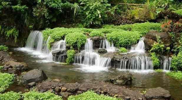 Objek Wisata Pagaralam GREEN PARADISE PAGARALAM
