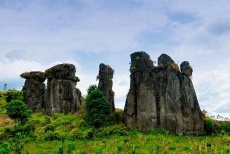 Peninggalan zaman megalitikum di Sumatera Selatan