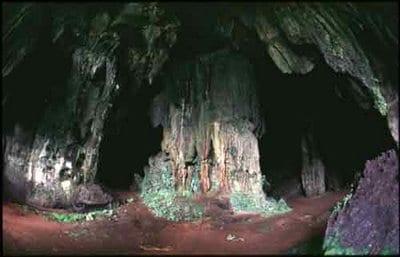 Destinasi Wisata Kabupaten MURATARA :Goa Napalicin