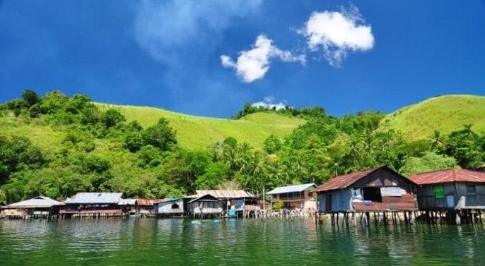 Danau Sentani Tempat Wisata di Papua yang terkenal