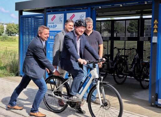 20190821_MABP_Foto_e-Bike-2_(c)_Gemeinde_Hallbergmoos