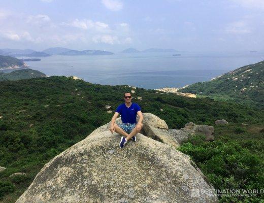 Hongkong Lamma Island Wanderung