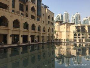 Einer meiner Lieblingsplätze in Dubai ist der versteckte Starbucks im Souk al Bahar