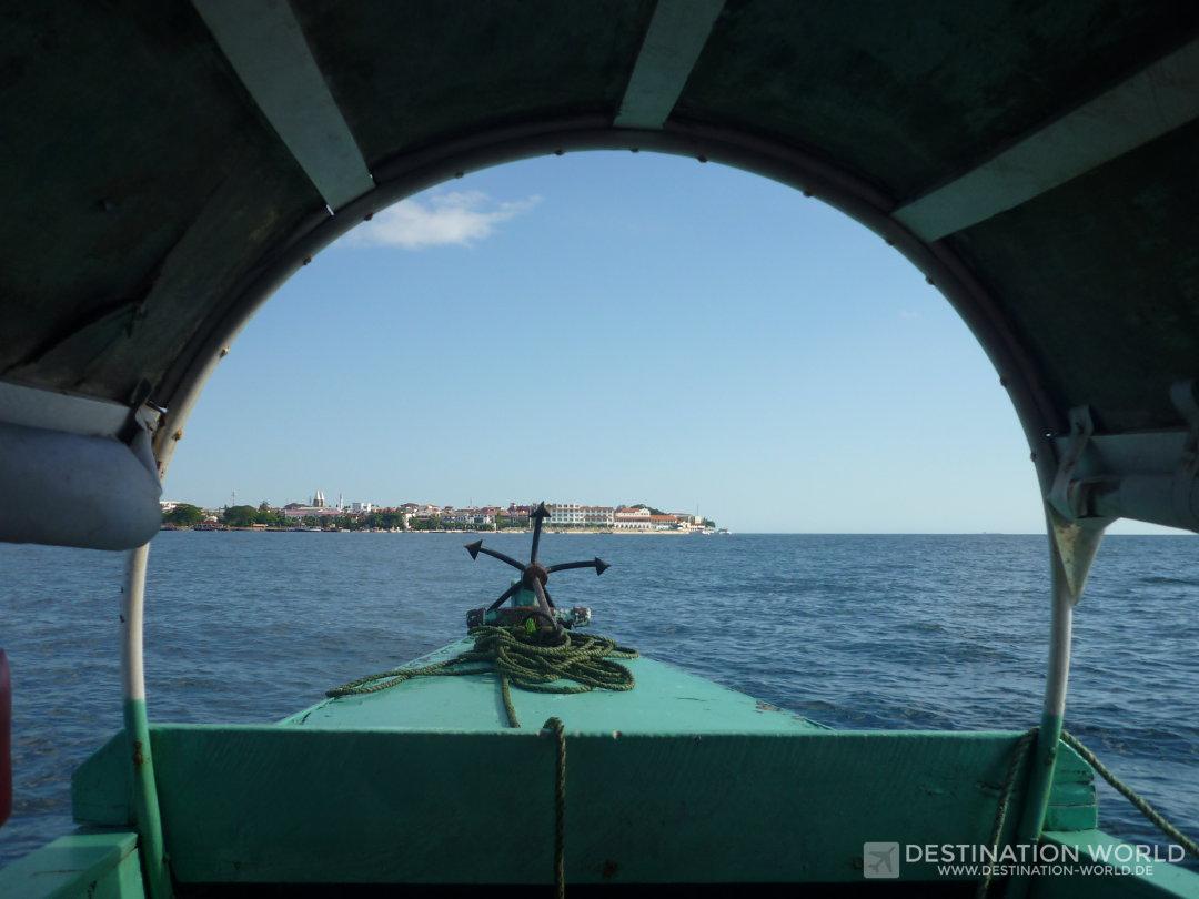 Sansibar - Tagesausflug nach Prison Island