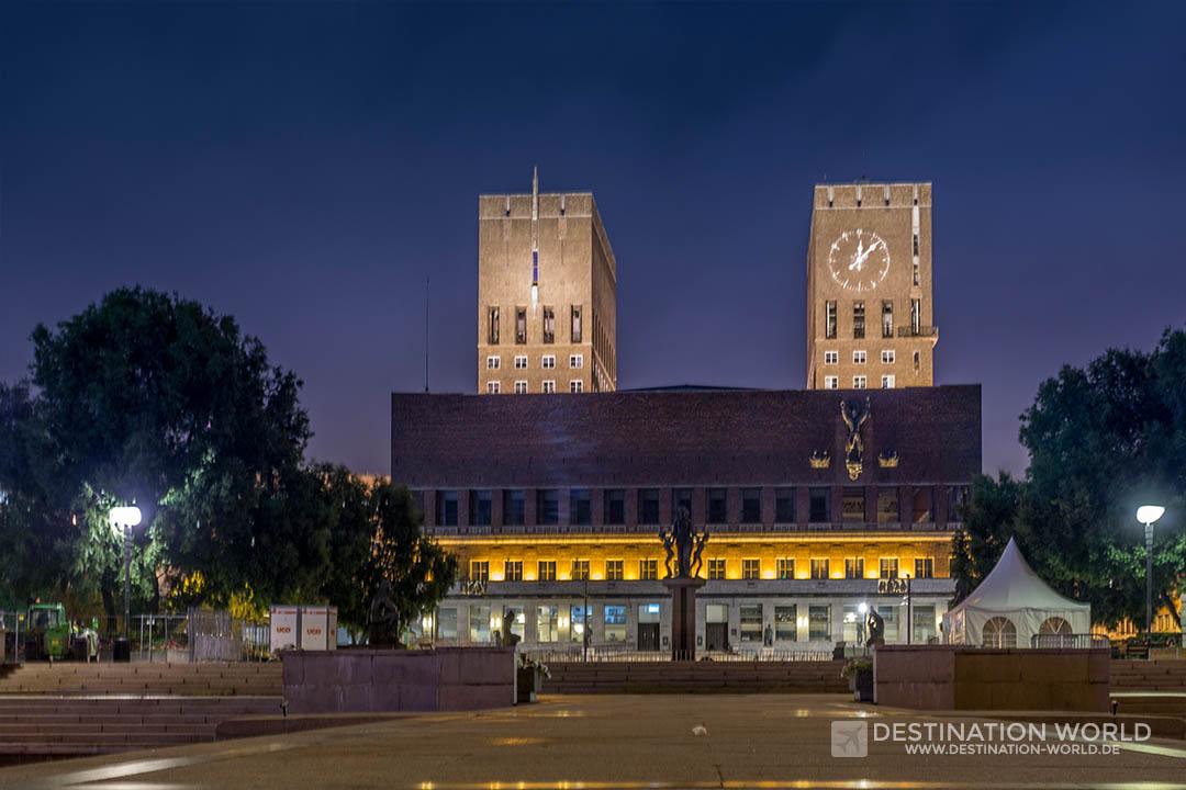 Rathaus Oslo