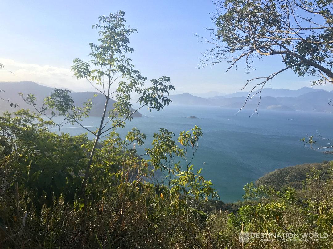 Von den Hügeln der Insel ergeben sich tolle Ausblicke